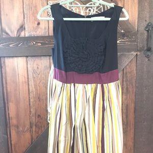 Anthropologie dress by burlap. Size m/6 EUC